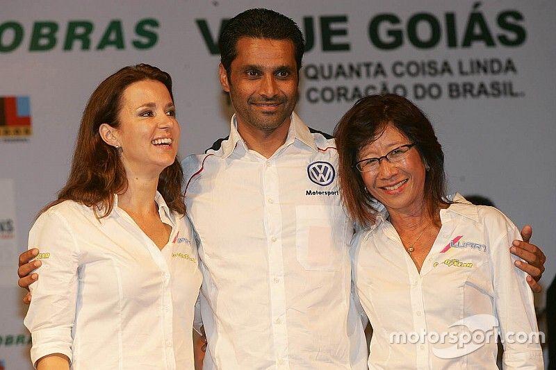 Tricampeão do Dakar, príncipe viveu 'conto de fadas do rali' com piloto brasileira; entenda
