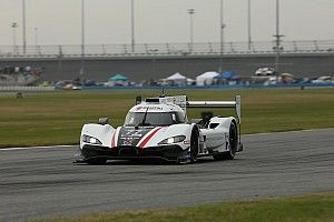 Rolex 24: Jarvis takes pole for Mazda, Taylor shunts Acura