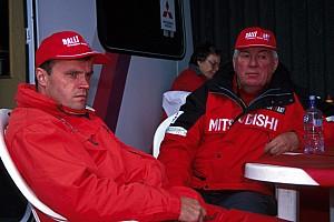 WRC in lutto: è morto Andrew Cowan, boss di Mitsubishi iridata