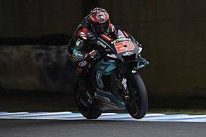 MotoGP日本FP2:クアルタラロ、ビニャーレス抑え首位。中上貴晶15番手