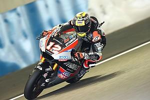 Moto2日本WUP:長島哲太10番手。トップタイムはトーマス・ルティ