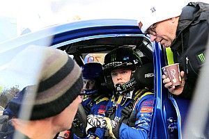 Solberg testował przed Monte Carlo
