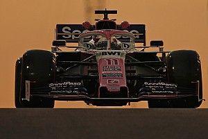 Pérez: La imagen de todo el año, Renault y McLaren por delante