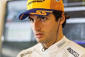 Carlos Sainz ha già fatto il sedile per la McLaren 2020