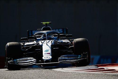 F1アブダビFP2:ボッタス初日完封&メルセデスワンツー。フェルスタッペン5番手
