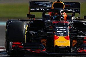 Verstappen neemt eerste testdag voor zijn rekening in Abu Dhabi