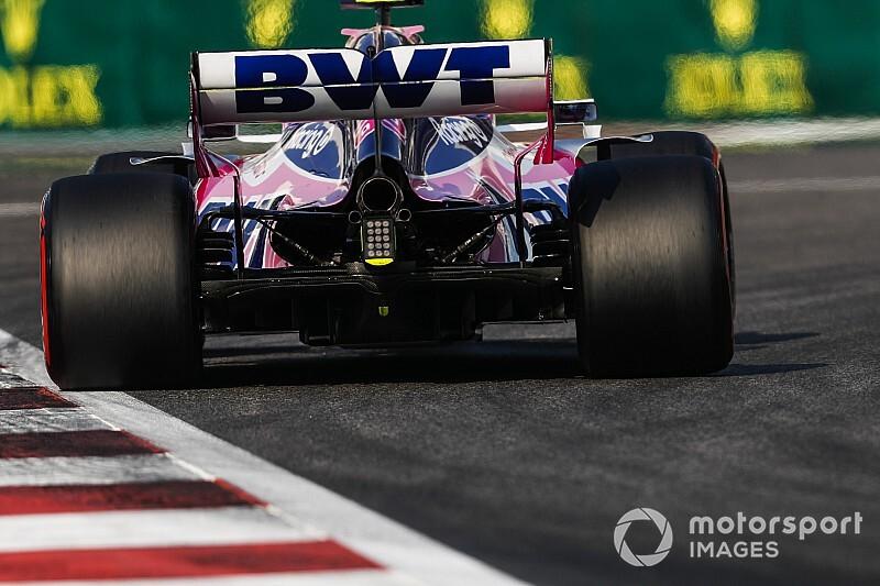 A Racing Point fejlődését visszavetették a 2018-as megpróbáltatások