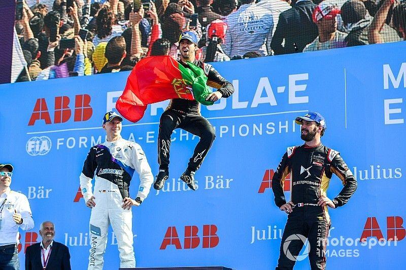 TABELA: Da Costa passa Evans e di Grassi segue em quinto na Fórmula E