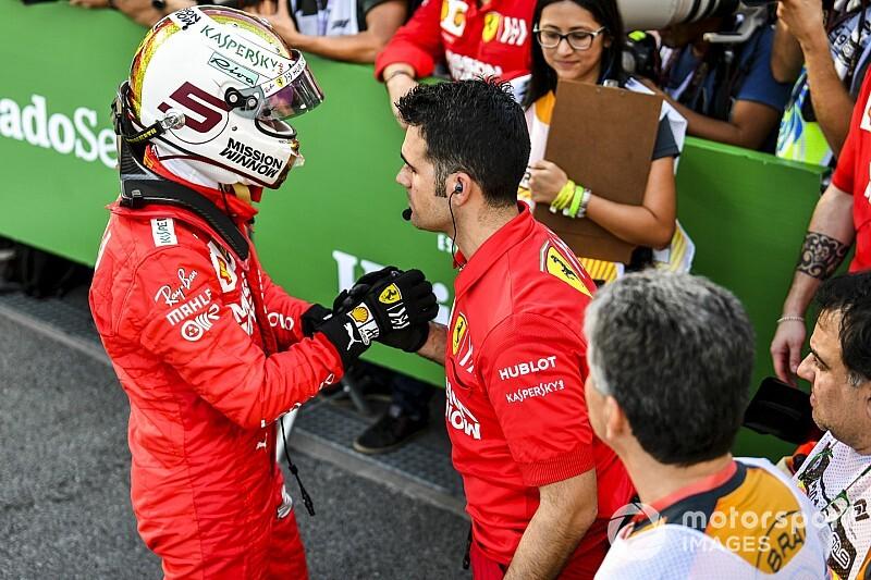 A Ferrari szerint egy szinten jót tett a csapatnak Vettel és Leclerc braziliai ütközése