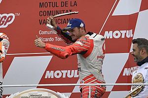 Son 5e podium de la saison, un signe de maturité pour Miller