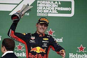 """Verstappen define GP do Brasil como """"louco"""" e exalta capacidade de superar Mercedes"""