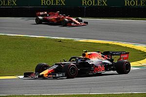 """Ferrari """"pour la première fois"""" proche de Red Bull en courbe"""