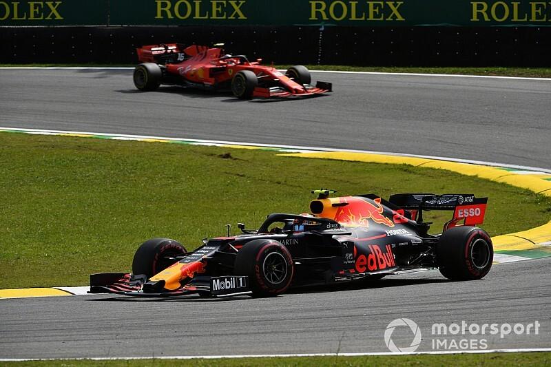 Albon szenzációs manővere Vettel ellen a Brazil Nagydíjról: videó