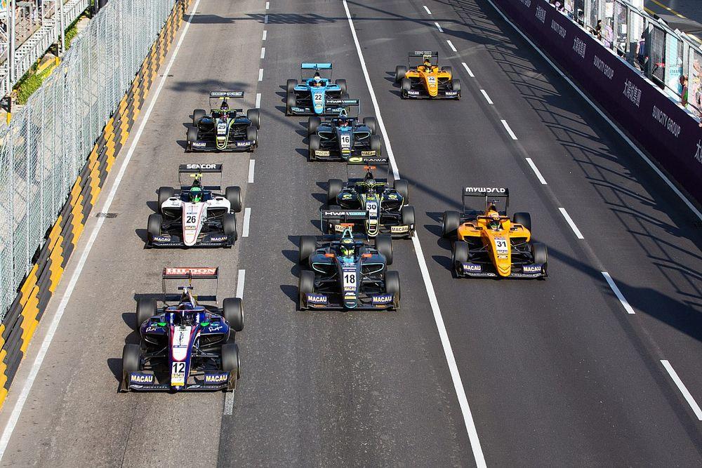Macau F3 ve GT Dünya Kupası yarışları yeniden iptal edildi