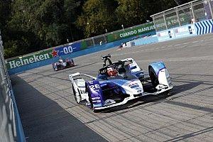Santiago E-Prix: secondo trionfo BMW con show di Gunther