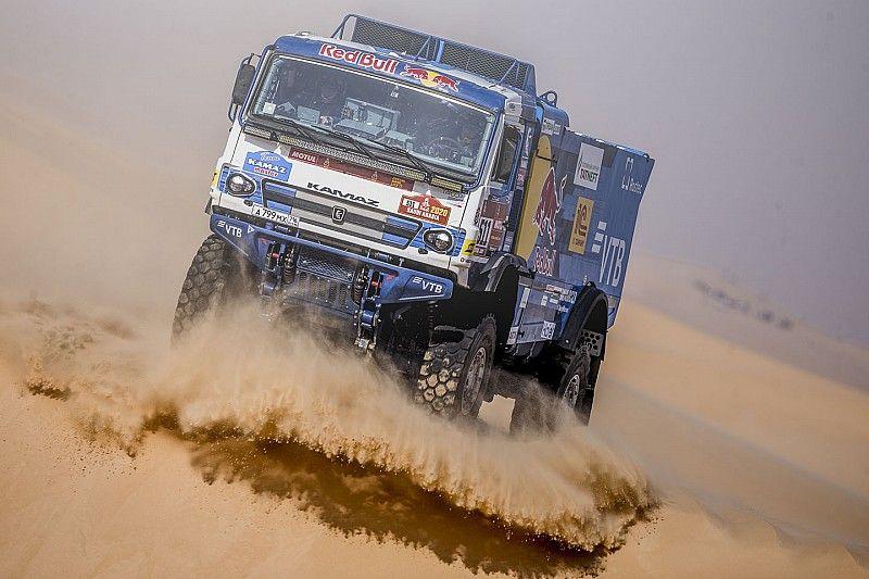 Karginov op rozen voor slotrit van Dakar Rally