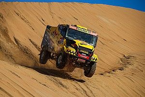 Galería: la etapa 11 del Dakar en imágenes