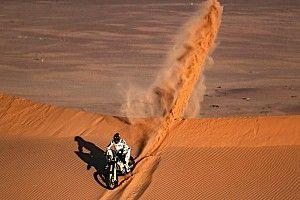 Las mejores fotos de la etapa 9 del Dakar