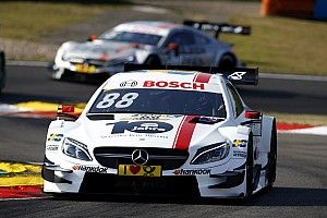 Mercedes confirms Rosenqvist will see out DTM season