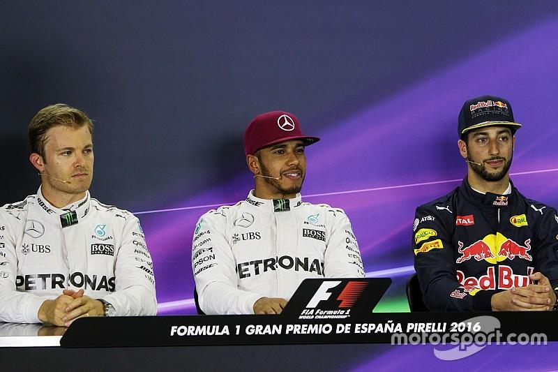 Spanish GP: Post-qualifying press conference