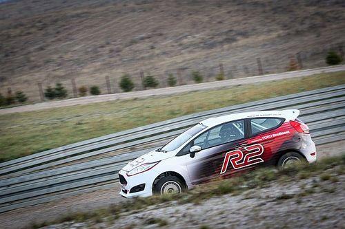 Steve Røkland alle Azzorre avrà una nuova Fiesta R2T