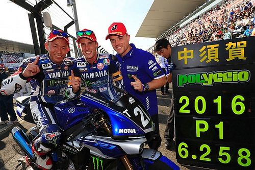 Suzuka 8 Hours: Yamaha takes back-to-back poles