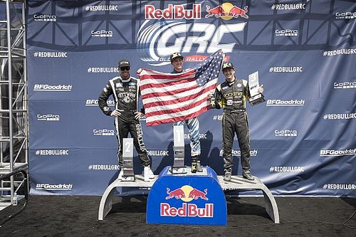 Scott Speed Posts Perfect Weekend at Red Bull Global Rallycross Washington DC