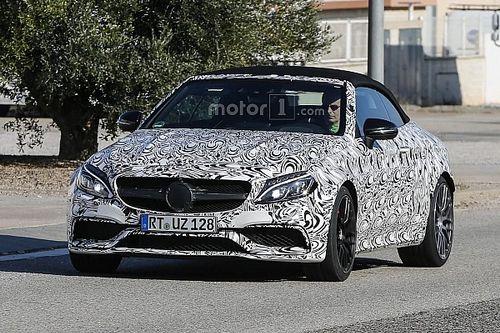 Mercedes-AMG présentera le C63 Cabriolet à New York