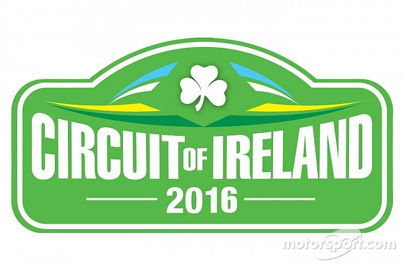 Tutto pronto per il Circuit of Ireland Rally