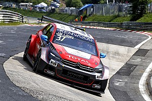 WTCC Race report Twin wins for Pechito López at the Nürburgring!