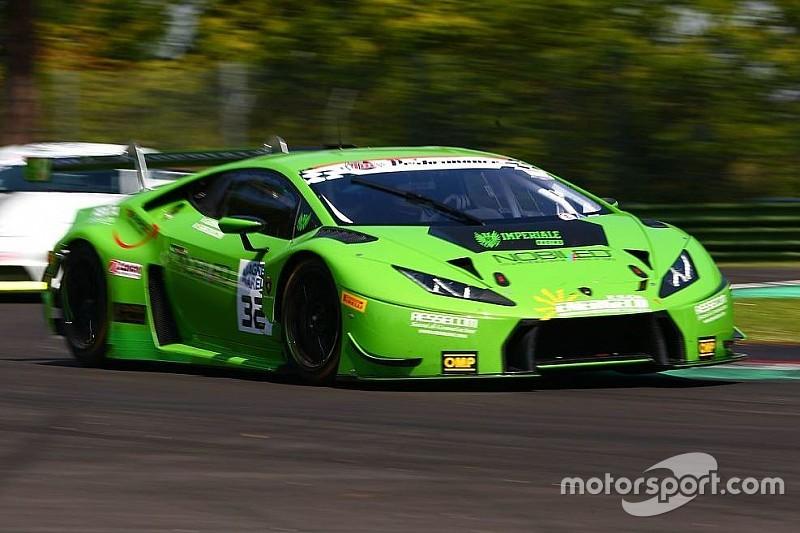 Super GT3-GT3: Venturini e Pezzuchi esclusi dalla classifica per una irregolarità tecnica