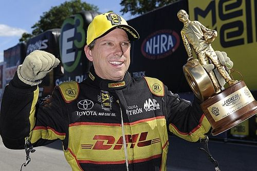 Worsham quits Kalitta, rejoins his family-owned team