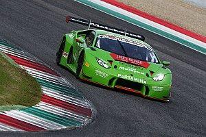 Super GT3 - GT3: Bortolotti si impone nella Q2 al Mugello