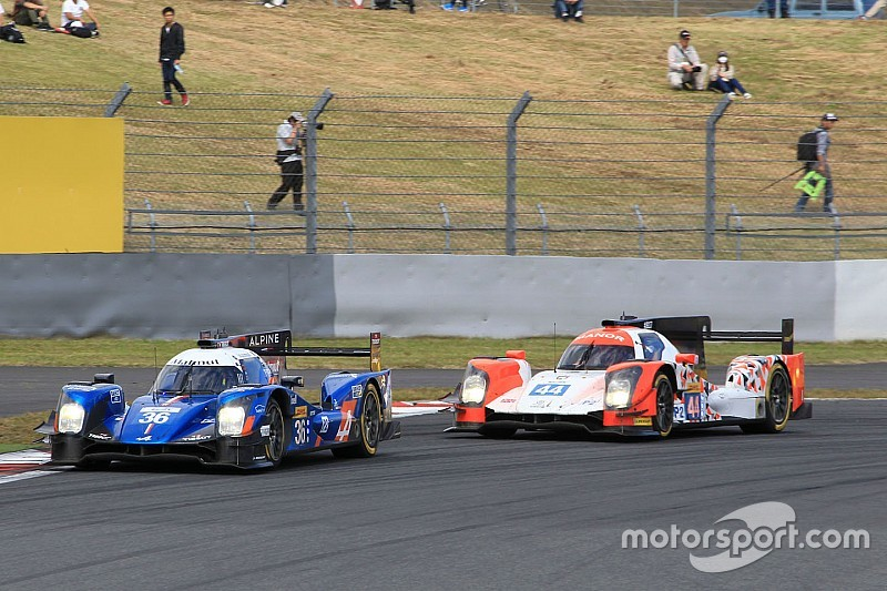 ACO not concerned by all-Oreca LMP2 WEC grid