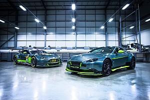 Automotive Nieuws Aston Martin Vantage GT8: straatauto gebaseerd op GTE-racer