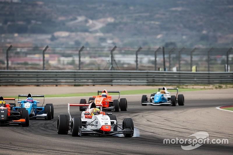 Lando Norris domina anche Gara 3 ad Aragon