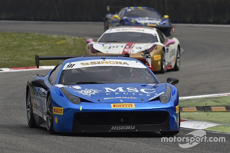 Ferrari Challenge Europe: Baron, Smeeth e Loefflad vincitori a Monza