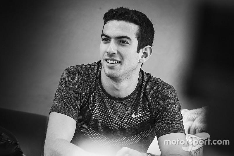 Nicholas Latifi - DAMS GP2 and Renault F1's new recruit