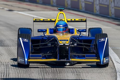 Taking the fight – Renault e.dams Berlin ePrix preview