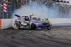 Denofa scores first Formula DRIFT win