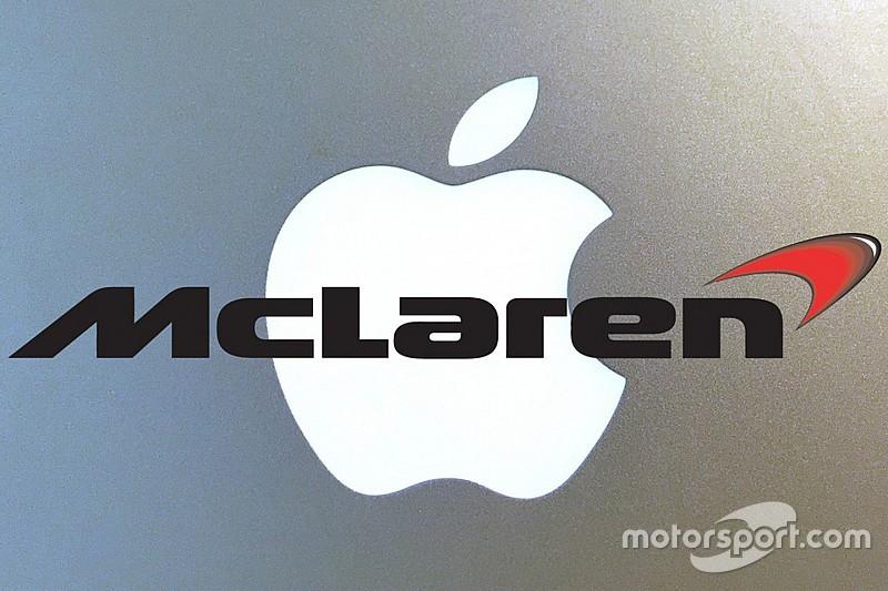 Apple & McLaren: Was ist dran?