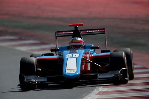 Tunjo in, Boschung out for Spa GP3 round