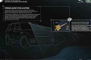 Land Rover, la guida autonoma sarà anche offroad