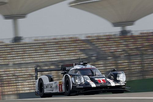 Shanghai WEC: Hartley flyer keeps Porsche on top in FP2