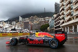 Error, podium and disappointment for Red Bull on the Monaco GP
