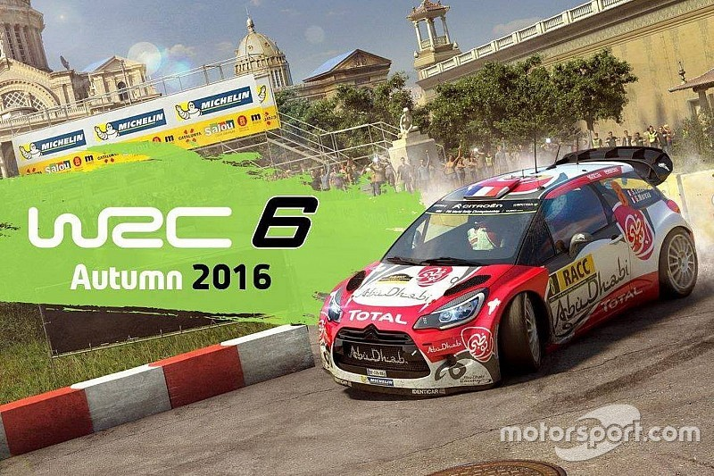 WRC 6 sonbaharda geliyor