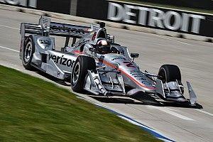 Penske drivers rue missed chances