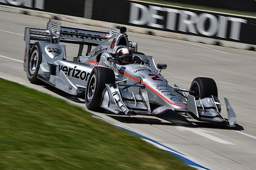 Penske drivers rue missed chances