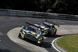 Nurburgring 24h: Mercedes closes on win after rivals hit trouble
