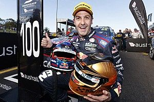 Whincup eyeing overseas switch